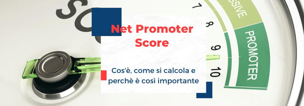 net promoter score cos'è e formula
