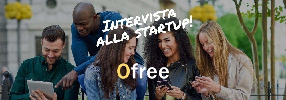 ofree startup italiana
