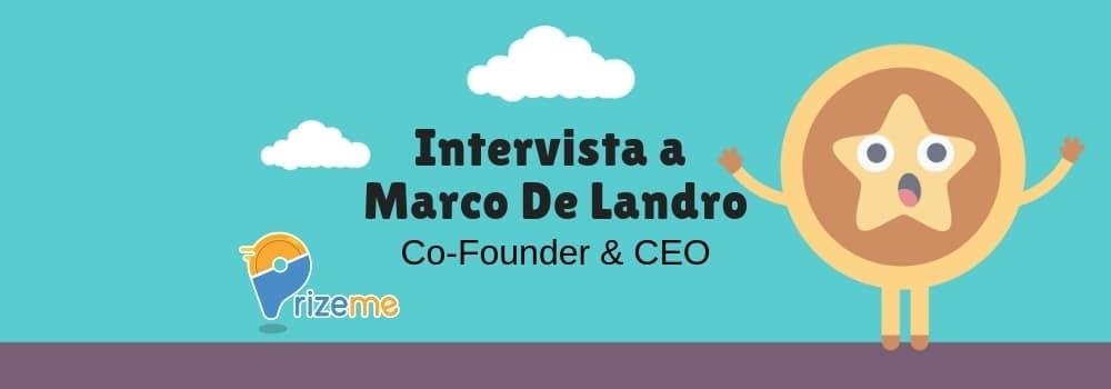 Prizeme Marco De Landro