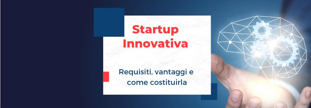 requisiti per startup innovativa