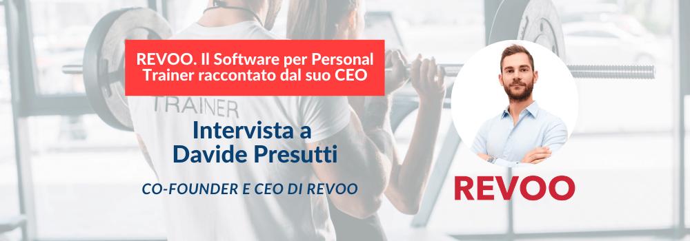 Revoo, intervista al fondatore e CEO