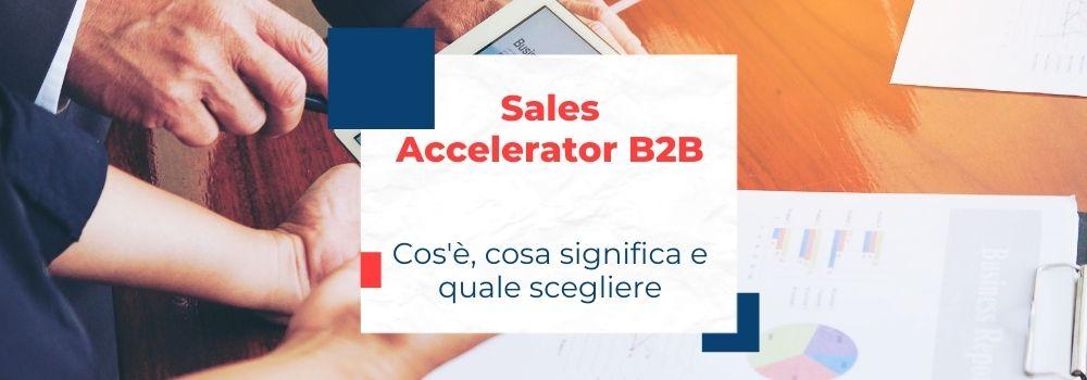Sales Accelerator B2B