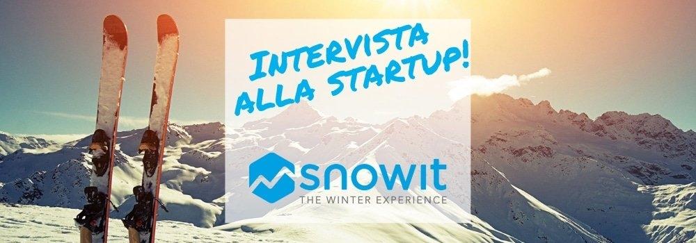 snowit startup italiana intervista