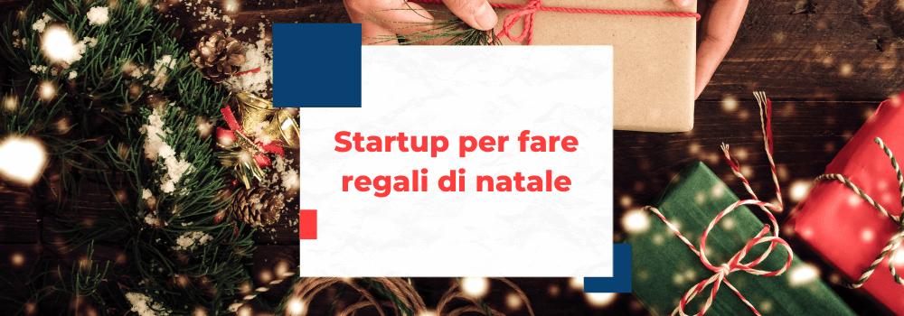 Startup per fare regali di natale