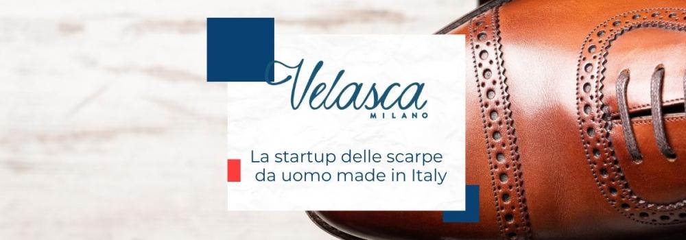 Velasca, la startup delle scarpe da uomo made in Italy