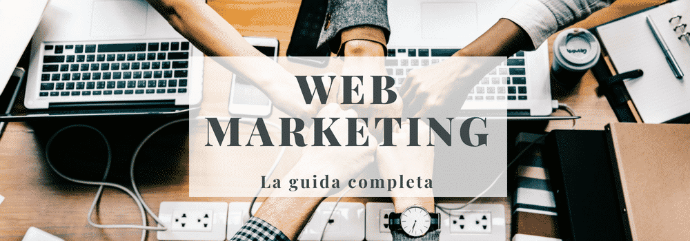 web marketing guida