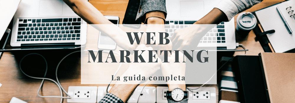 web marketing guida