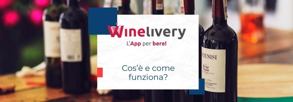 Winelivery, cos'è e come funziona